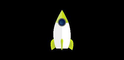 CRM Booster Rakete