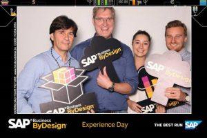 Unser Team beim Experience Day