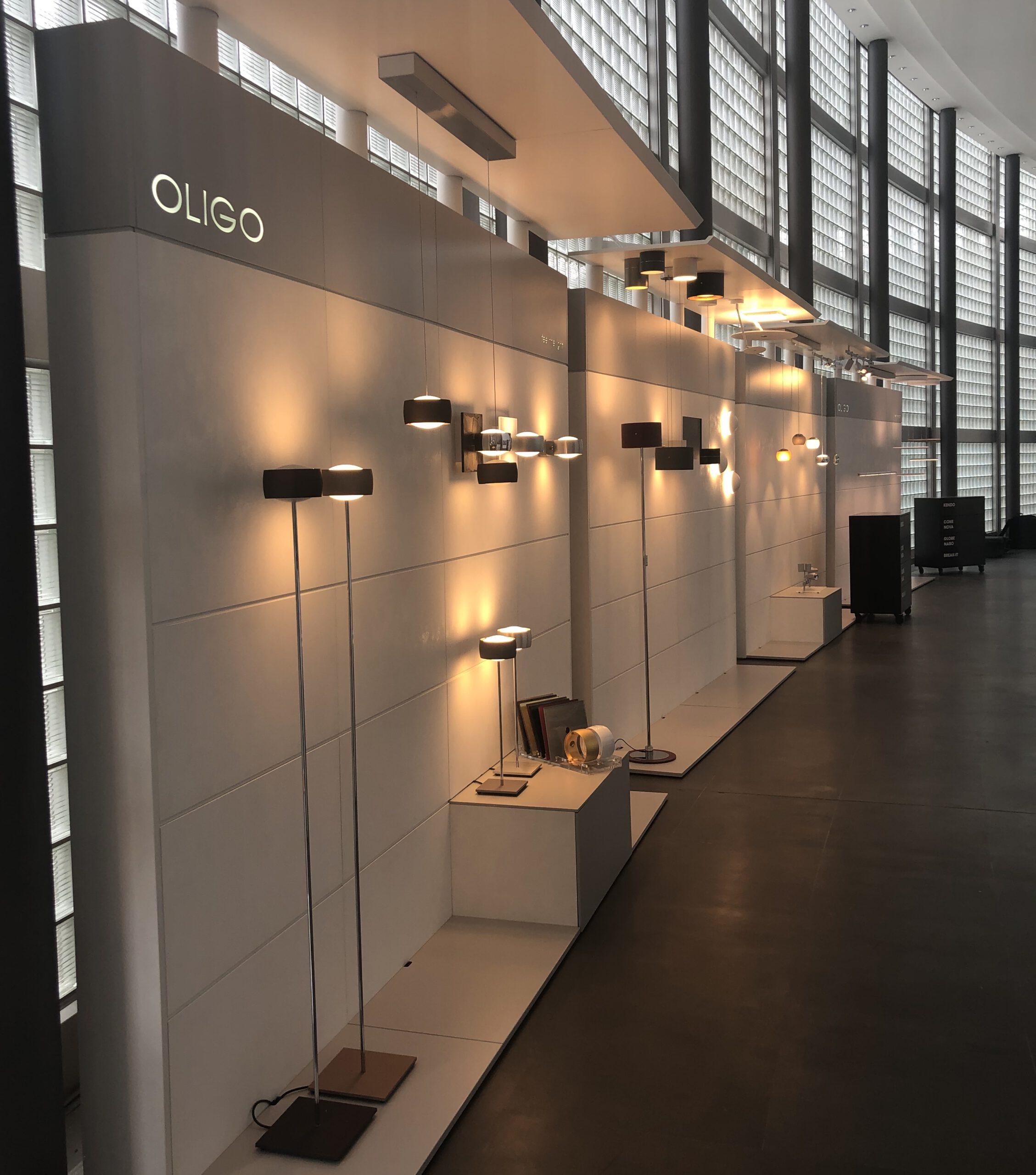 Kundenreferenz OLIGO Lichttechnik